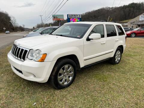 2008 Jeep Grand Cherokee for sale at ABINGDON AUTOMART LLC in Abingdon VA