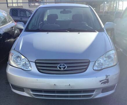 2004 Toyota Corolla for sale at GPS Motors in Denver CO