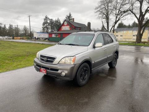 2003 Kia Sorento for sale at Apex Motors Parkland in Tacoma WA