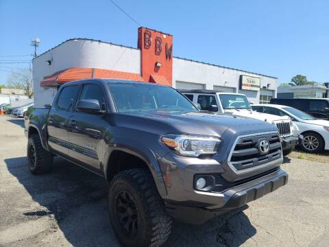 2017 Toyota Tacoma for sale at Best Buy Wheels in Virginia Beach VA