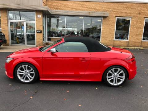2009 Audi TTS for sale at Auto Sport INC in Grand Rapids MI