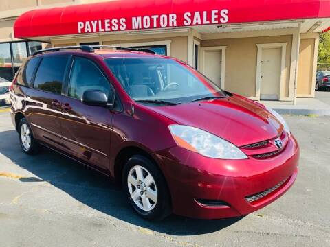 2008 Toyota Sienna for sale at Payless Motor Sales LLC in Burlington NC