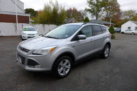 2014 Ford Escape for sale at FBN Auto Sales & Service in Highland Park NJ