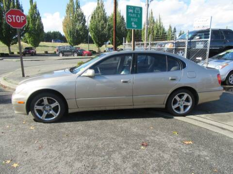 1999 Lexus GS 300 for sale at Car Link Auto Sales LLC in Marysville WA