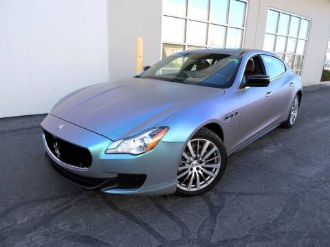 2016 Maserati Quattroporte for sale at PK MOTORS GROUP in Las Vegas NV