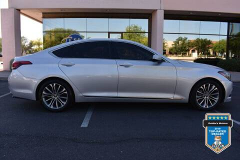 2015 Hyundai Genesis for sale at GOLDIES MOTORS in Phoenix AZ
