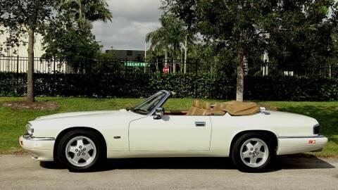 1994 Jaguar XJ-Series for sale at Premier Luxury Cars in Oakland Park FL