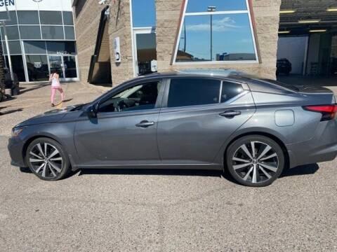 2019 Nissan Altima for sale at Camelback Volkswagen Subaru in Phoenix AZ