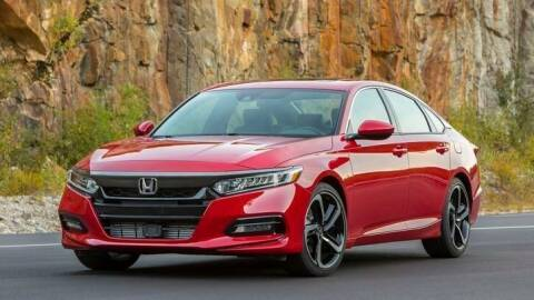 2020 Honda Accord for sale at XS Leasing in Brooklyn NY