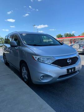 2012 Nissan Quest for sale at City to City Auto Sales in Richmond VA