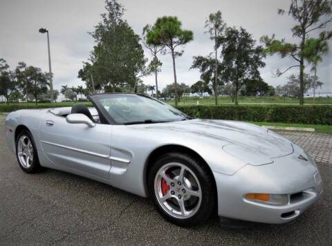 2002 Chevrolet Corvette for sale at Progressive Motors in Pompano Beach FL