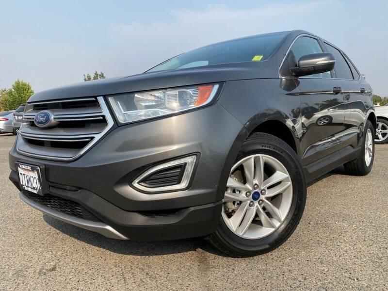 2016 Ford Edge for sale at Auto Mercado in Clovis CA