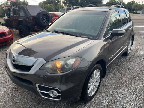 2010 Acura RDX for sale at Velocity Autos in Winter Park FL