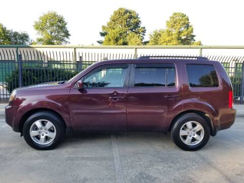 2011 Honda Pilot for sale at Hollingsworth Auto Sales in Wake Forest NC