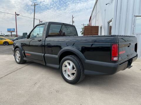 1991 GMC Syclone for sale at Barrett Auto Gallery in San Juan TX