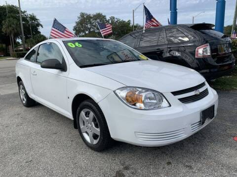 2006 Chevrolet Cobalt for sale at AUTO PROVIDER in Fort Lauderdale FL