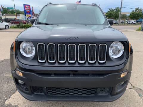 2017 Jeep Renegade for sale at Minuteman Auto Sales in Saint Paul MN
