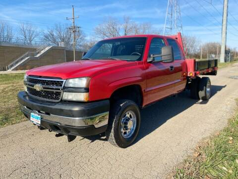 2004 Chevrolet Silverado 2500HD for sale at Siglers Auto Center in Skokie IL