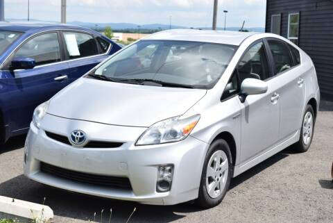 2010 Toyota Prius for sale at Broadway Garage of Columbia County Inc. in Hudson NY