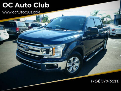 2020 Ford F-150 for sale at OC Auto Club in Midway City CA