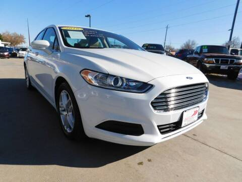 2016 Ford Fusion for sale at AP Auto Brokers in Longmont CO