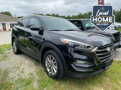 2016 Hyundai Tucson for sale at Premier Auto Solutions & Sales in Quinton VA