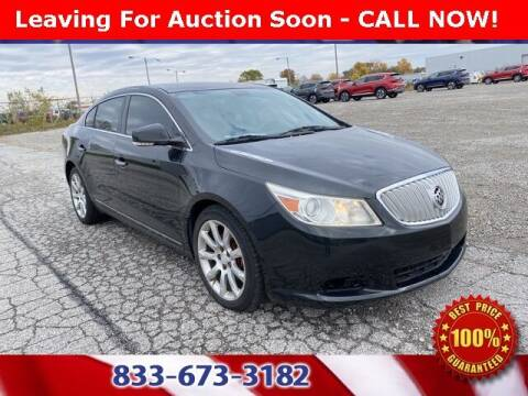 2010 Buick LaCrosse for sale at Glenbrook Dodge Chrysler Jeep Ram and Fiat in Fort Wayne IN