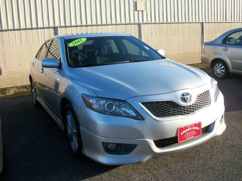 2011 Toyota Camry for sale at Lloyds Auto Sales & SVC in Sanford ME