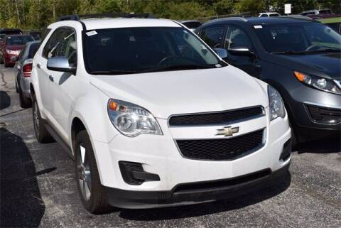 2015 Chevrolet Equinox for sale at BOB ROHRMAN FORT WAYNE TOYOTA in Fort Wayne IN