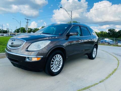 2008 Buick Enclave for sale at Xtreme Auto Mart LLC in Kansas City MO