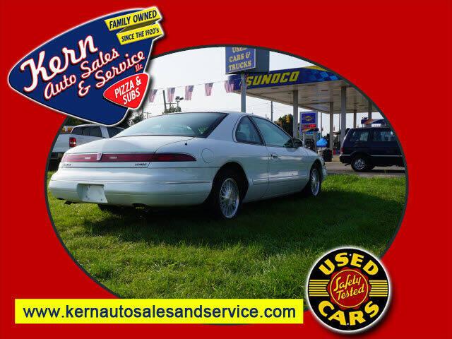 1994 Lincoln Mark VIII 2dr Coupe - Chelsea MI