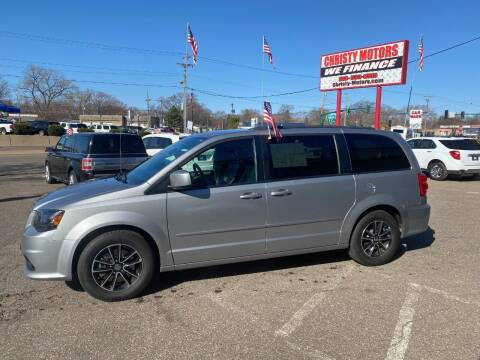 2016 Dodge Grand Caravan for sale at Christy Motors in Crystal MN