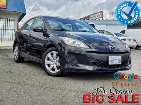 2012 Mazda MAZDA3 for sale at Gold Coast Motors in Lemon Grove CA
