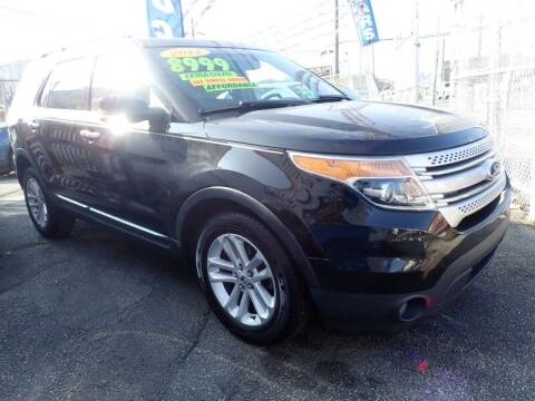 2012 Ford Explorer for sale at Dan Kelly & Son Auto Sales in Philadelphia PA