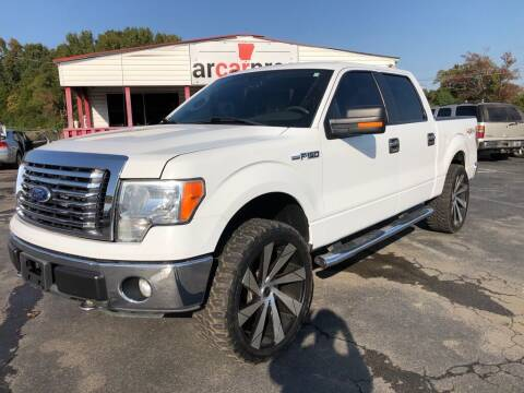 2011 Ford F-150 for sale at Arkansas Car Pros in Cabot AR