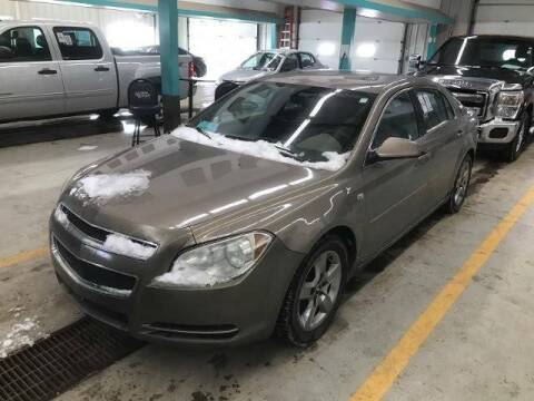 2008 Chevrolet Malibu for sale at Geareys Auto Sales of Sioux Falls, LLC in Sioux Falls SD