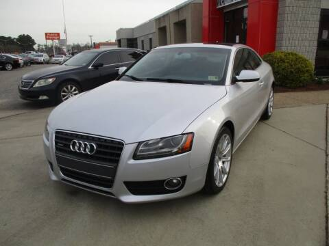 2011 Audi A5 for sale at Premium Auto Collection in Chesapeake VA