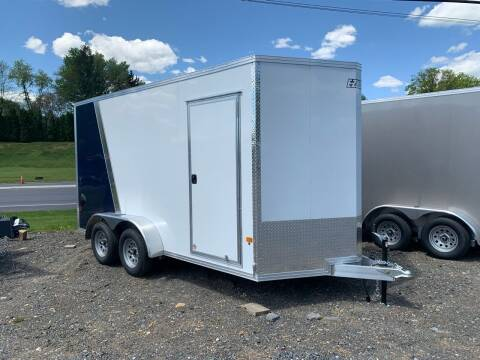 2021 Mission EZ Hauler 7x14 for sale at Smart Choice 61 Trailers in Shoemakersville PA