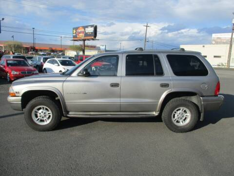 1999 Dodge Durango for sale at Independent Auto Sales #2 in Spokane WA