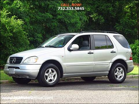 2001 Mercedes-Benz M-Class for sale at M2 Auto Group Llc. EAST BRUNSWICK in East Brunswick NJ