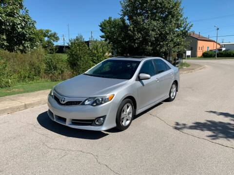 2014 Toyota Camry for sale at Abe's Auto LLC in Lexington KY