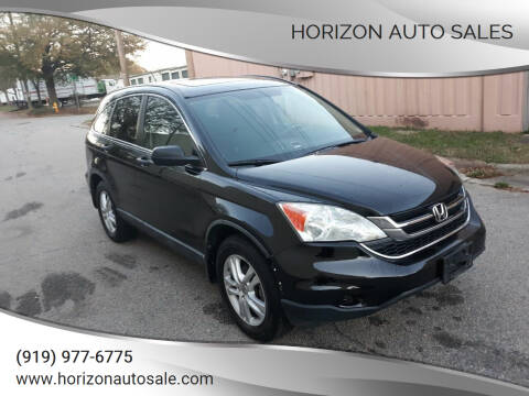 2010 Honda CR-V for sale at Horizon Auto Sales in Raleigh NC