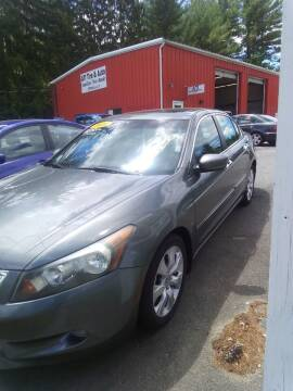 2010 Honda Accord for sale at ATI Automotive & Used Cars Inc. in Plaistow NH