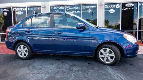 2010 Hyundai Accent for sale at Car Depot in Miramar FL