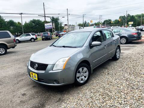 2009 Nissan Sentra for sale at New Wave Auto of Vineland in Vineland NJ