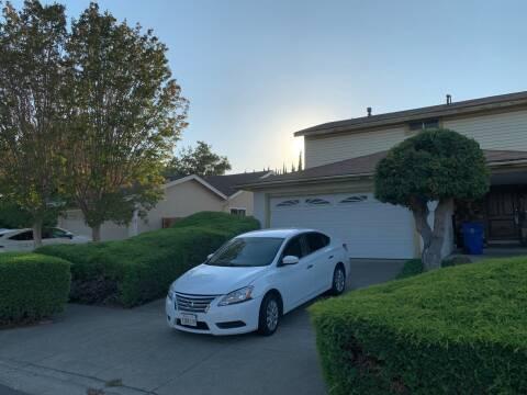 2015 Nissan Sentra for sale at Blue Eagle Motors in Fremont CA