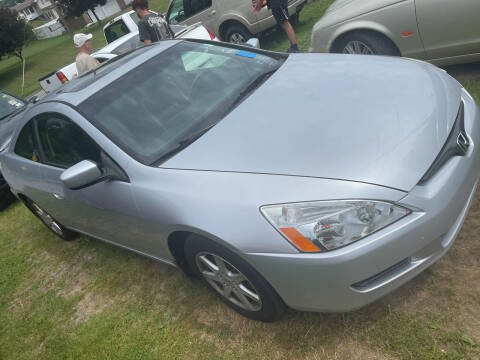 2003 Honda Accord for sale at Trocci's Auto Sales in West Pittsburg PA