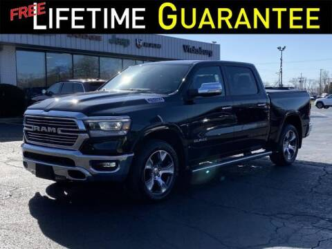 2019 RAM Ram Pickup 1500 for sale at Vicksburg Chrysler Dodge Jeep Ram in Vicksburg MI