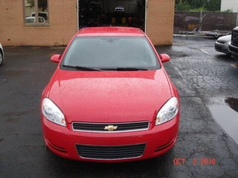 2006 Chevrolet Impala for sale at Marx Auto Sales in Livonia MI