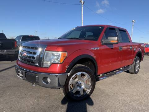 2009 Ford F-150 for sale at Superior Auto Mall of Chenoa in Chenoa IL